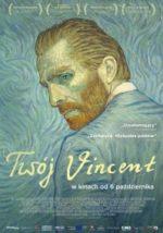 Wydarzenie: Twój Vincent | pokaz premierowy | gość: Olena Horhol