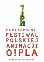Wydarzenie: O! PLA | Festiwal Polskiej Animacji