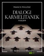 Wydarzenie: Dialogi karmelitanek | MET Opera sezon 2018-2019
