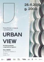 Wydarzenie: Urban View, Vol. II   DKF Trans