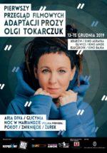 Wydarzenie: Olga Tokarczuk | przegląd ekranizacji prozy
