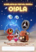 Wydarzenie: ODWOŁANE!   O!PLA czyli Ogólnopolski Festiwal Animacji dla dzieci
