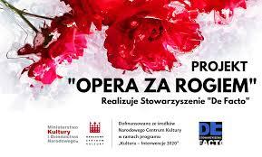 Wydarzenie: Opera za rogiem | pokazy spektakli operowych z audiodeskrypcją