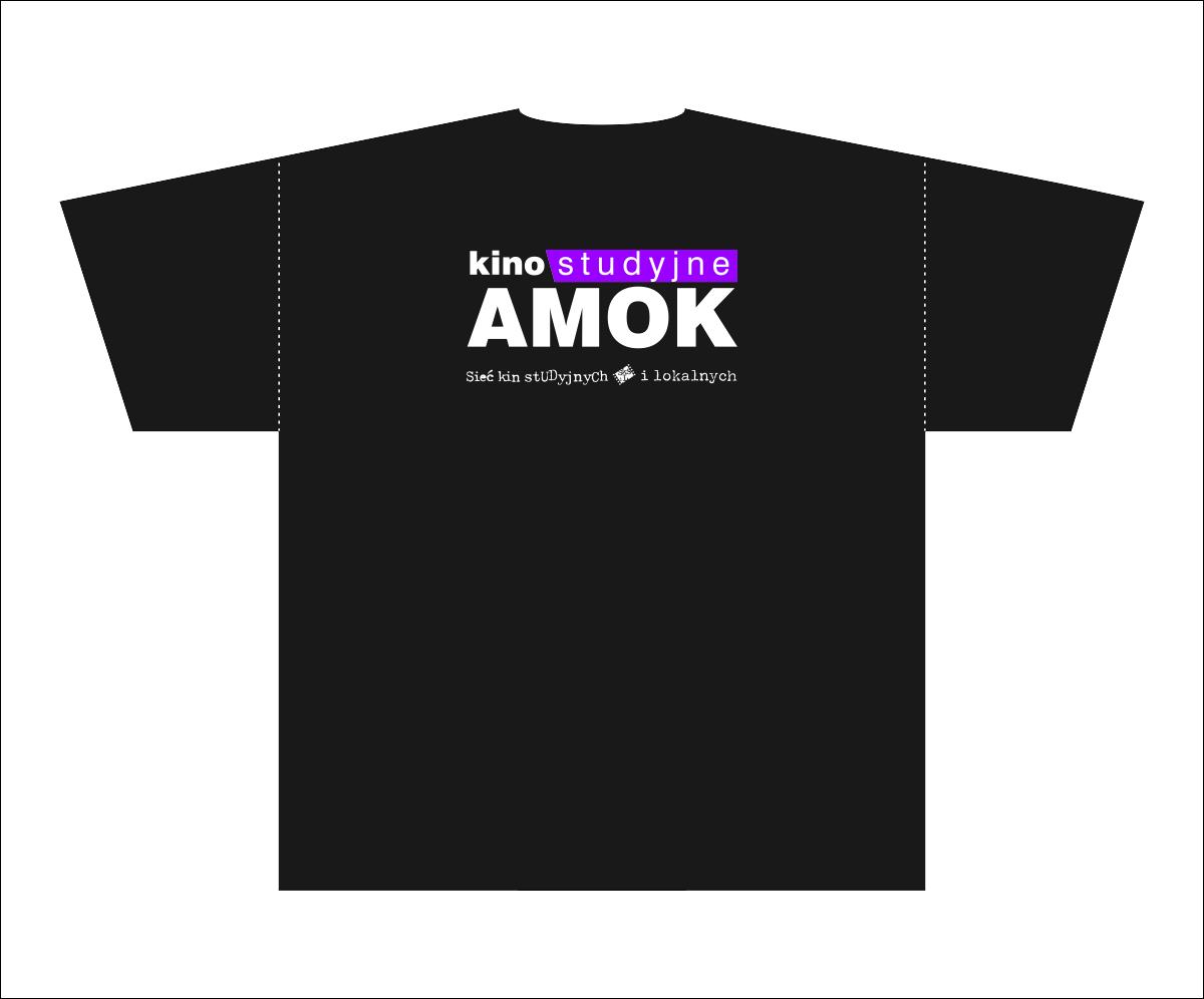 koszulka AMOK tyl