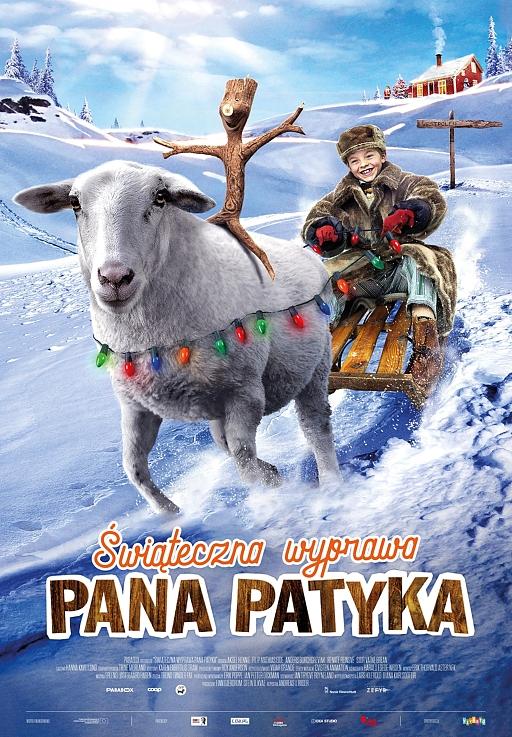 Świąteczna wyprawa pana Patyka