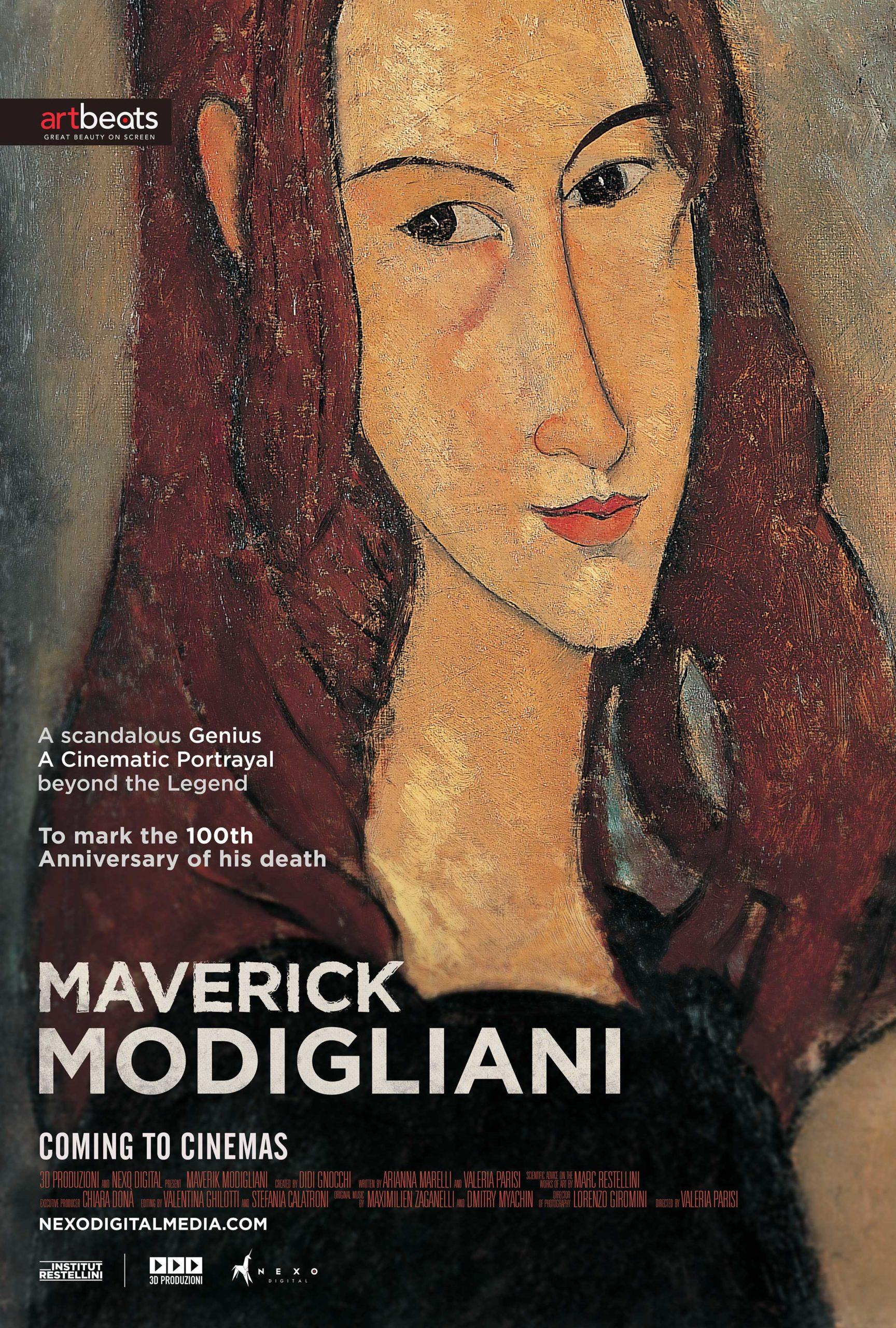 Modigliani_ONESHEET