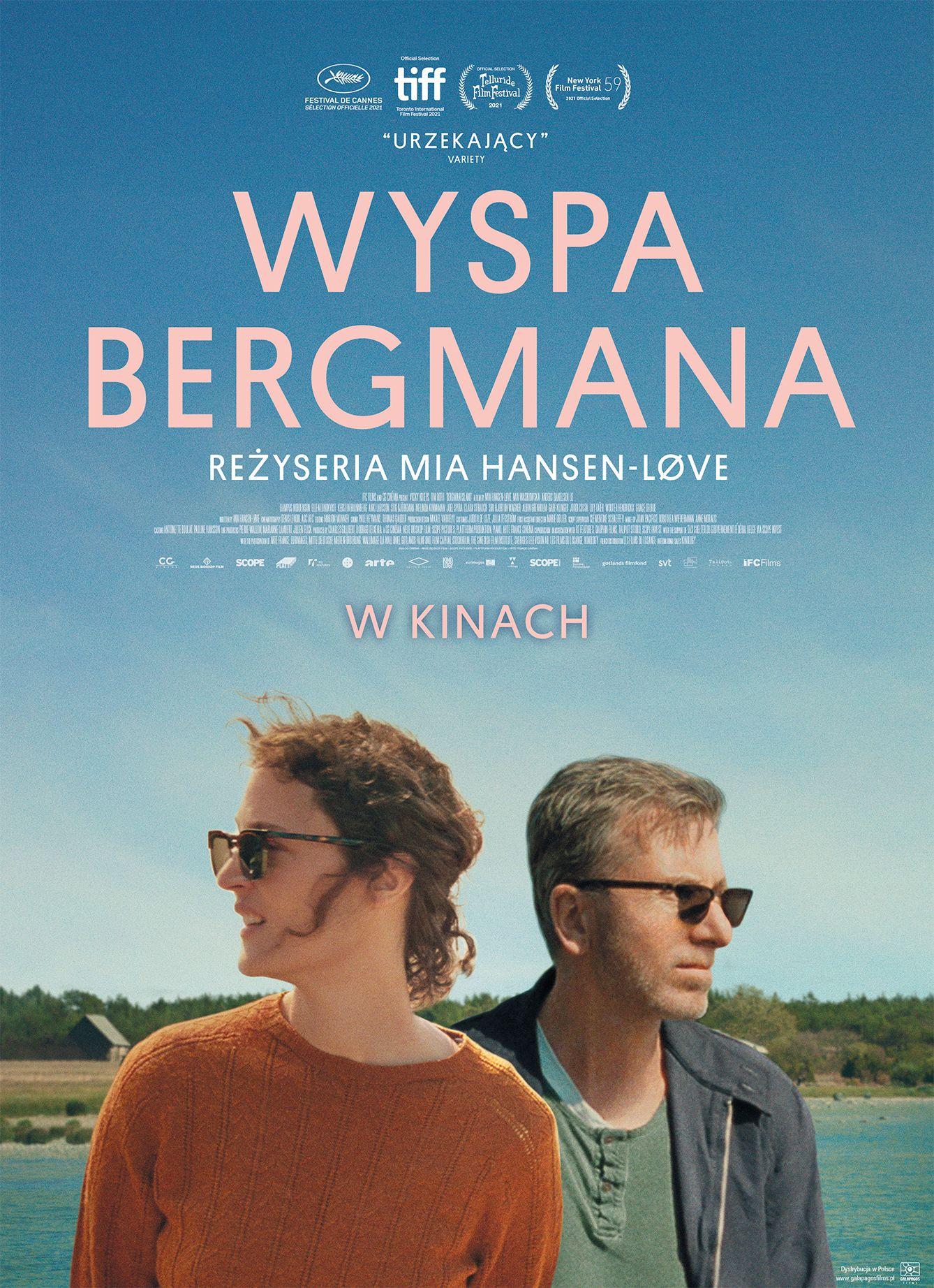 WYSPA BERGMANA_plakat